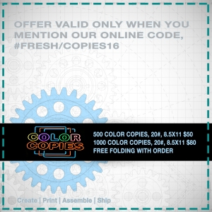 online color coupon