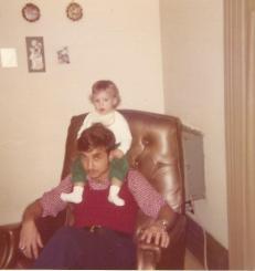Dad and David