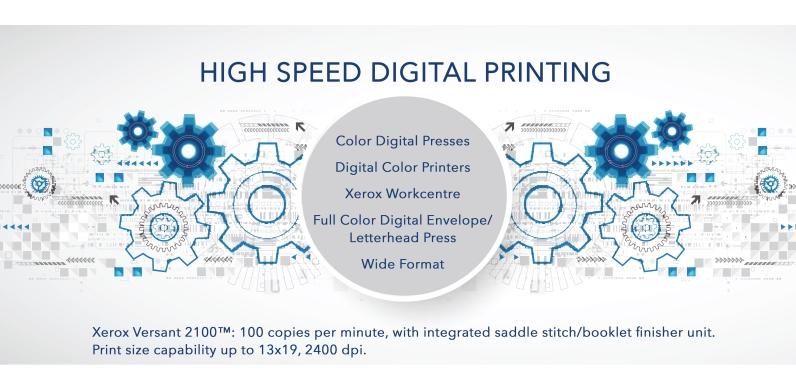 Marshfield Business Center Printing