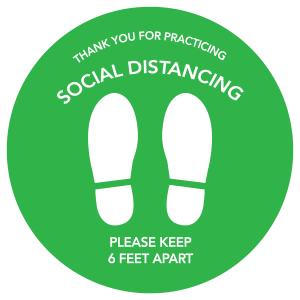 Green Social Distancing